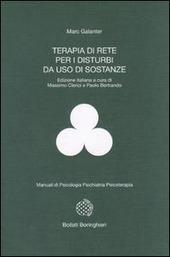 Terapia di rete per i disturbi da uso di sostanze