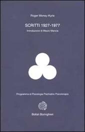 Scritti 1927-1977