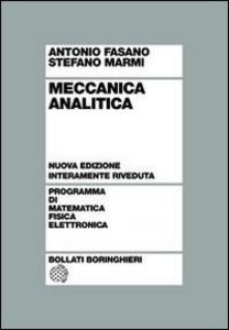 Libro Meccanica analitica Antonio Fasano , Stefano Marmi