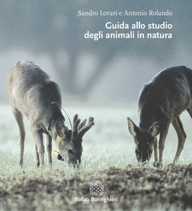 Libro Guida allo studio degli animali in natura Sandro Lovari , Antonio Rolando