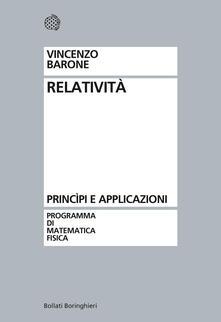 Listadelpopolo.it Relatività. Principi e applicazioni Image