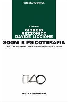 Sogni e psicoterapia. Luso del materiale onirico in psicoterapia cognitiva.pdf