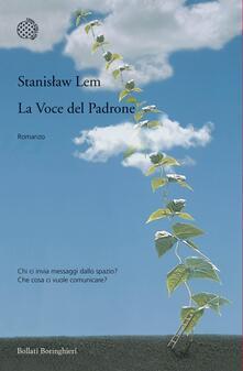 La voce del padrone - Stanislaw Lem,Vera Verdiani - ebook