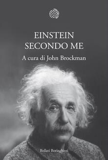 Einstein secondo me - Maddalena Togliani,John Brockman - ebook