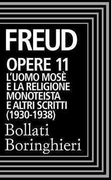 L' Opere. Vol. 11 - Cesare L. Musatti,Sigmund Freud - ebook