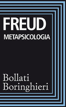 Metapsicologia - Renata Colorni,Sigmund Freud - ebook