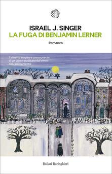 La fuga di Benjamin Lerner - Marina Morpurgo,Israel J. Singer - ebook