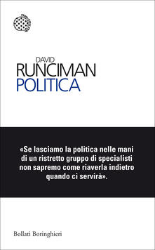 Politica - Gadi Luzzatto Voghera,David Runciman - ebook