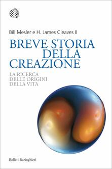 Breve storia della creazione. La ricerca delle origini della vita - H. James Cleaves,Bill Mesler,Allegra Panini - ebook