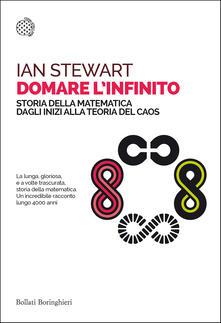 Domare l'infinito. Storia della matematica dagli inizi alla teoria del caos - Ian Stewart,Angela Iorio - ebook