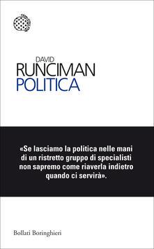 Politica - Gadi Luzzatto Voghera,David Runciman - ebook