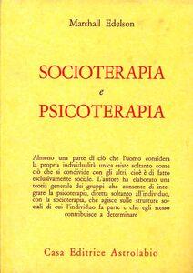 Socioterapia e psicoterapia