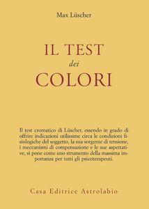 Libro Il test dei colori Max Lüscher