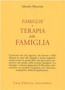 Libro Famiglie e terapia della famiglia Salvador Minuchin