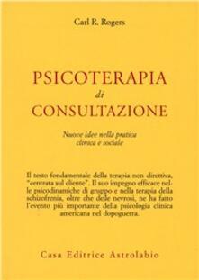 Premioquesti.it Psicoterapia di consultazione. Nuove idee nella pratica clinica e sociale Image