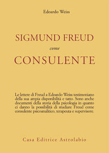 Sigmund Freud come consulente