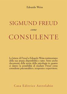 Aboutschuster.de Sigmund Freud come consulente Image