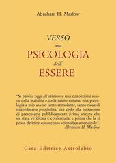 Verso una psicologia dell'essere