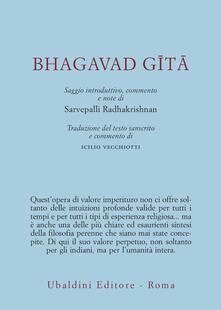 Bhagavadgita - copertina