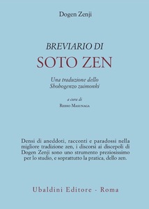 Libro Breviario di soto zen Zenji Dogen