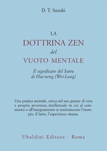 Libro La dottrina zen del vuoto mentale Taitaro Suzuki Daisetz