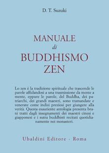Camfeed.it Manuale di buddhismo zen Image