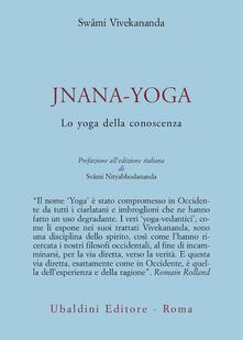 Jnana-yoga - Swami Vivekânanda - copertina
