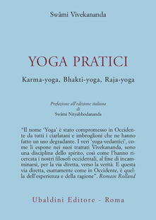 Yoga pratici - Swami Vivekânanda - copertina