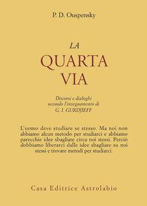 Libro La quarta via Petr D. Uspenskij