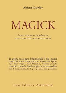 Libro Magick Aleister Crowley