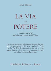 Foto Cover di La via del potere. Guida pratica al misticismo tantrico del Tibet, Libro di John Blofeld, edito da Astrolabio Ubaldini