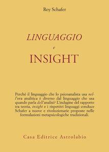 Linguaggio e insight