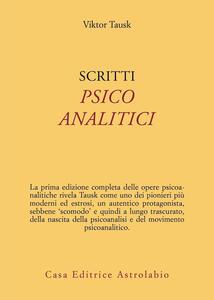 Scritti psicoanalitici