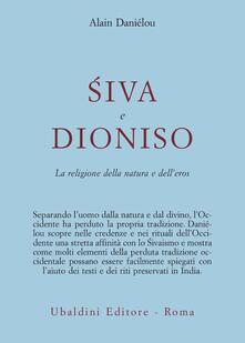 Letterarioprimopiano.it Siva e Dioniso Image