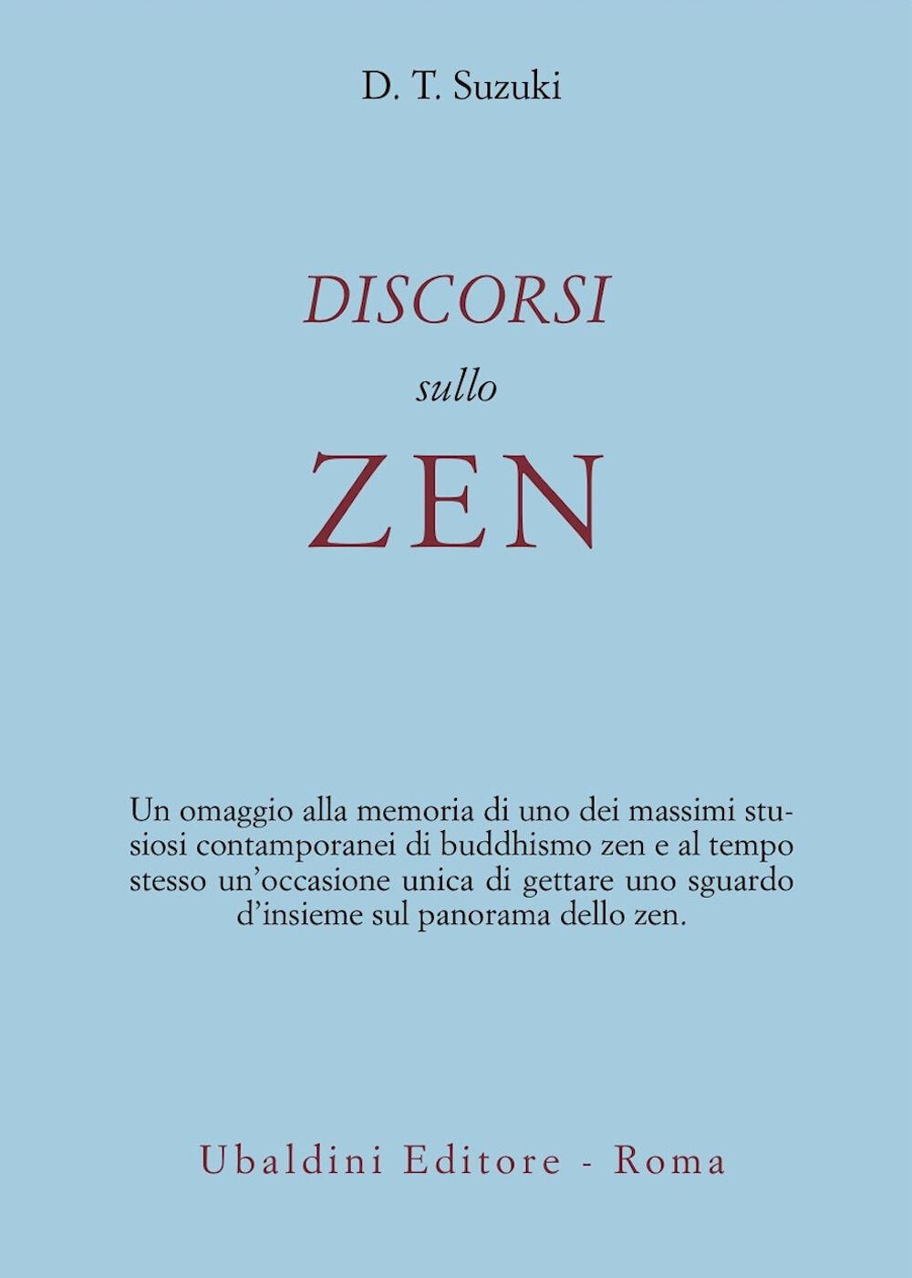 Discorsi sullo zen