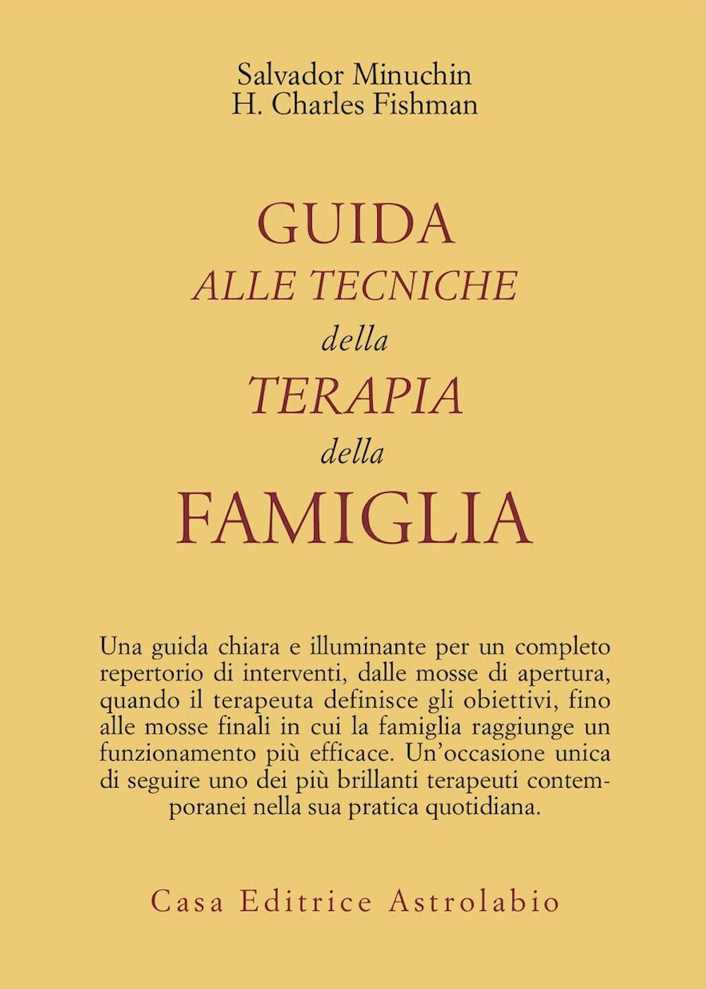 Guida alle tecniche della terapia della famiglia