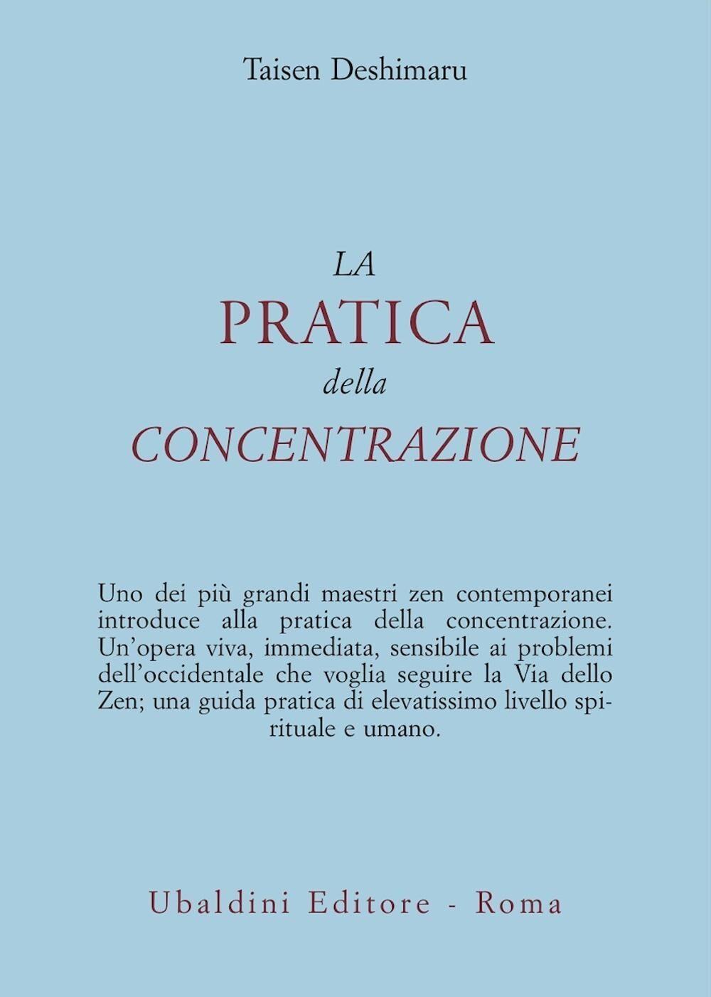 La pratica della concentrazione