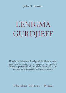 Libro L' enigma Gurdjieff John G. Bennett