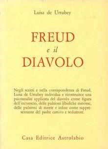 Freud e il diavolo - Luisa de Urtubey - copertina