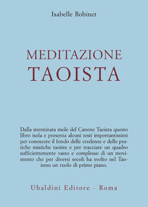 Libro Meditazione taoista Isabelle Robinet