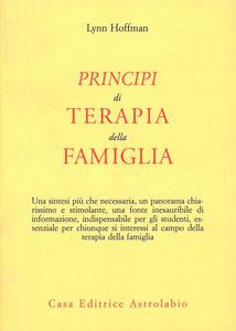 Libro Principi di terapia della famiglia Lynn Hoffman