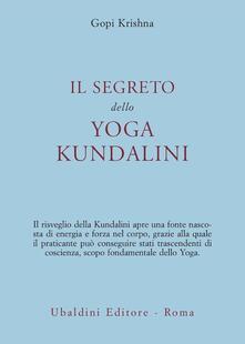Capturtokyoedition.it Il segreto dello yoga kundalini Image