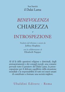 Benevolenza, chiarezza e introspezione.pdf