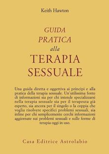 Guida pratica alla terapia sessuale - Keith Hawton - copertina