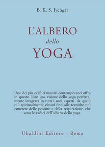 Libro L' albero dello yoga B. K. S. Iyengar