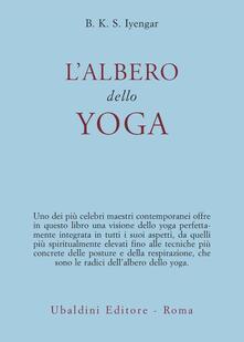 L' albero dello yoga - B. K. S. Iyengar - copertina