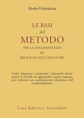 Le basi del metodo per la consapevolezza dei processi psicomotori