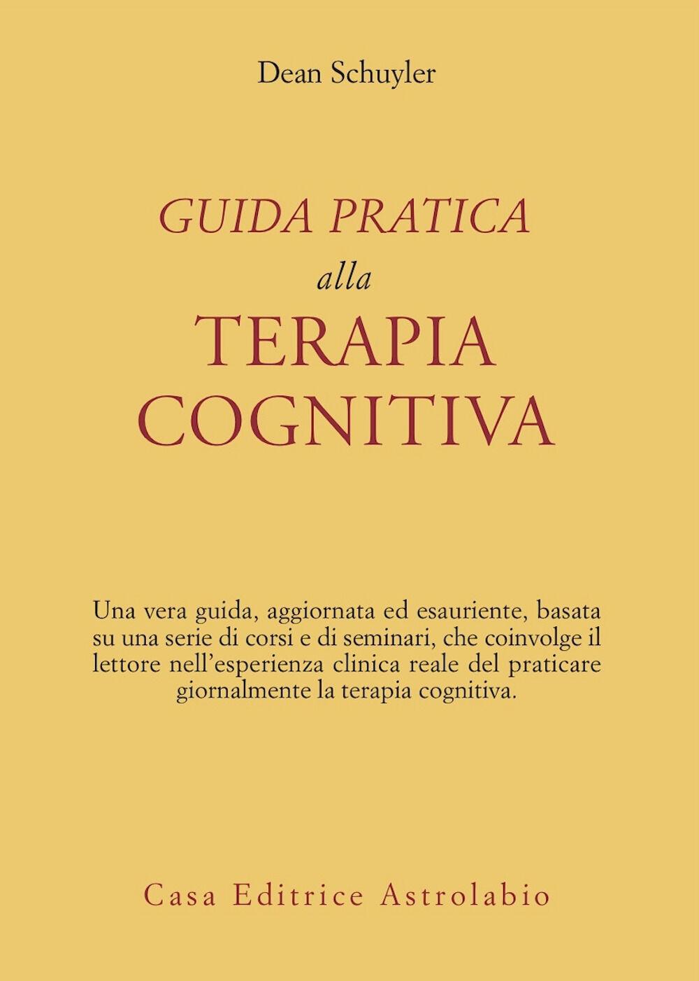 Guida pratica alla terapia cognitiva