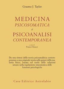 Medicina psicosomatica e psicoanalisi contemporanea