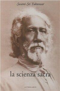Libro La scienza sacra Swami Yukteswar Sri